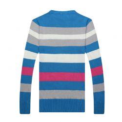 美克MEIKE2016冬季新品女款毛线衣加厚保暖
