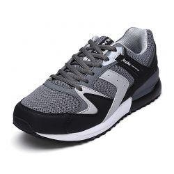 美克MEIKE男鞋2016秋季新款运动鞋休闲鞋网面透气跑步鞋男鞋潮