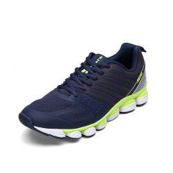 美克MEIKE男鞋2016秋季新款网面透气跑步鞋轻便旅游鞋男运动鞋