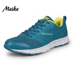 美克MEIKE2016夏季新款情侣跑鞋透气运动鞋男鞋休闲鞋运动鞋女鞋旅游鞋