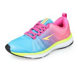 美克MEIKE春季新品女士跑鞋正品时尚防滑耐磨轻便休闲运动潮鞋