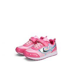 美克MEIKE2016冬新款童鞋透气运动鞋休闲女童鞋