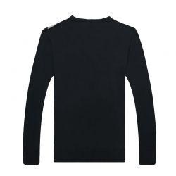 美克MEIKE2016冬季新品男款毛线衣加厚保暖