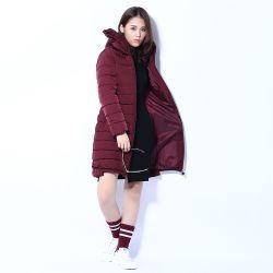 美克MEIKE加厚休闲棉服2016秋冬新款女外套时尚大衣