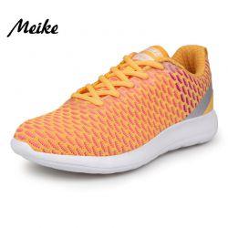 美克MEIKE2016秋季新品运动鞋透气休闲防滑耐磨男女跑步鞋户外休闲鞋